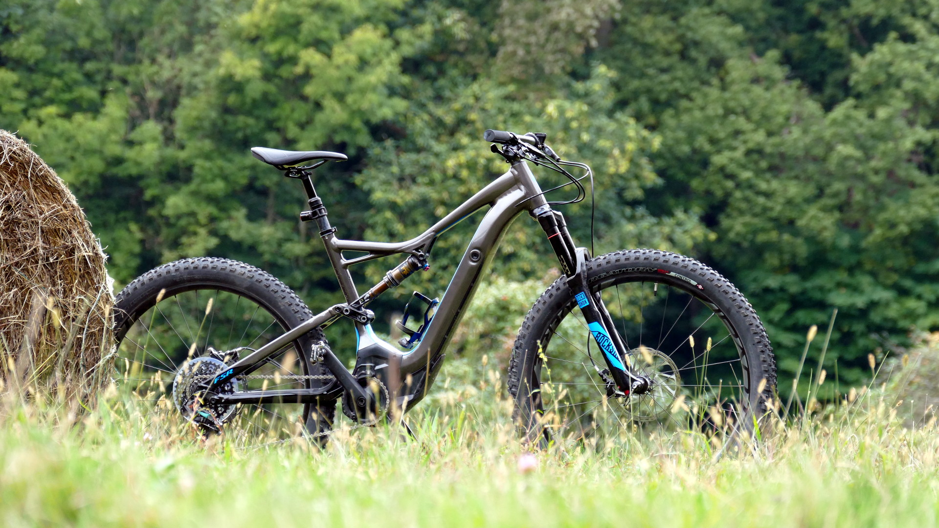 Specialized Turbo Levo 6Fattie Test