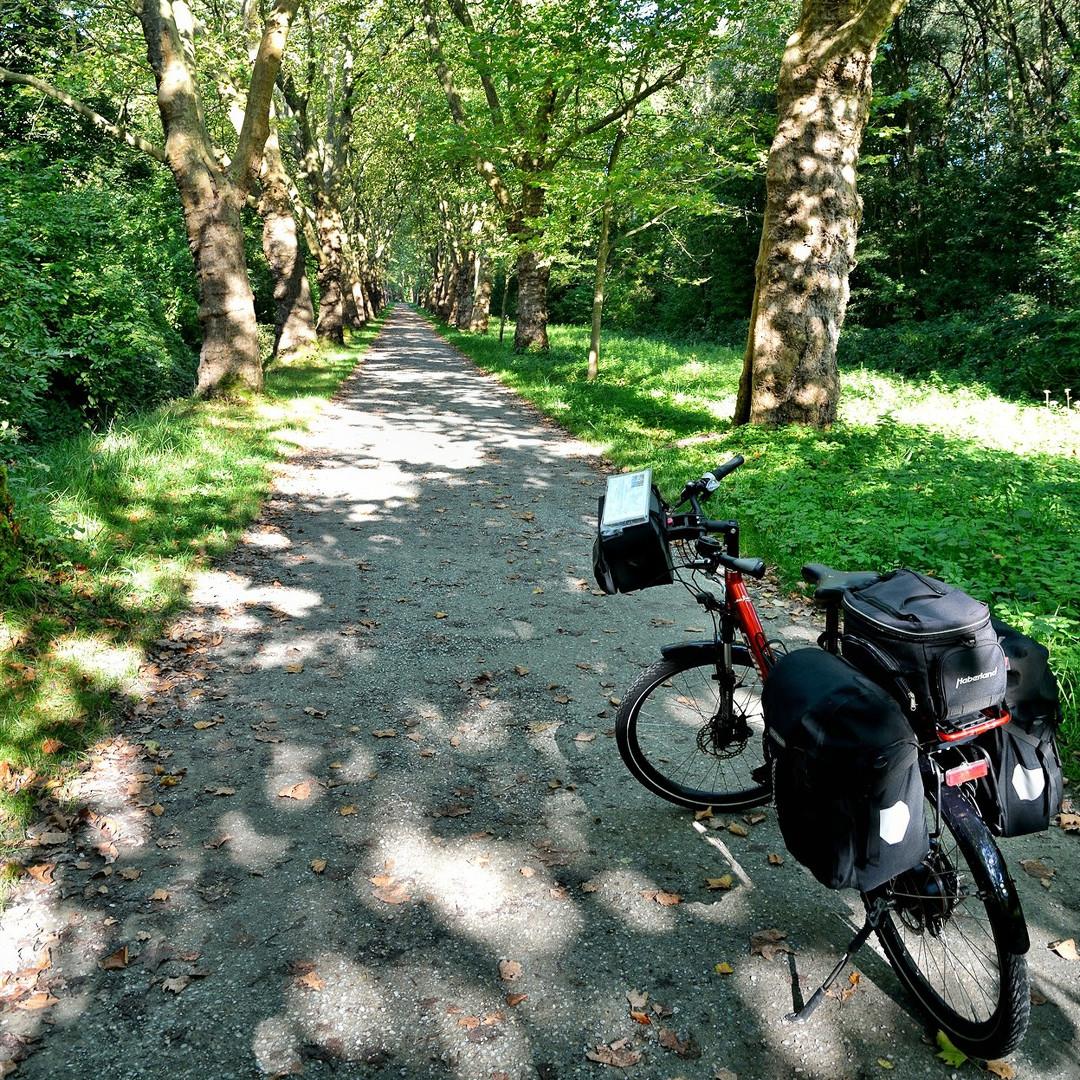 Mit dem E-Bike rund um den Bodensee