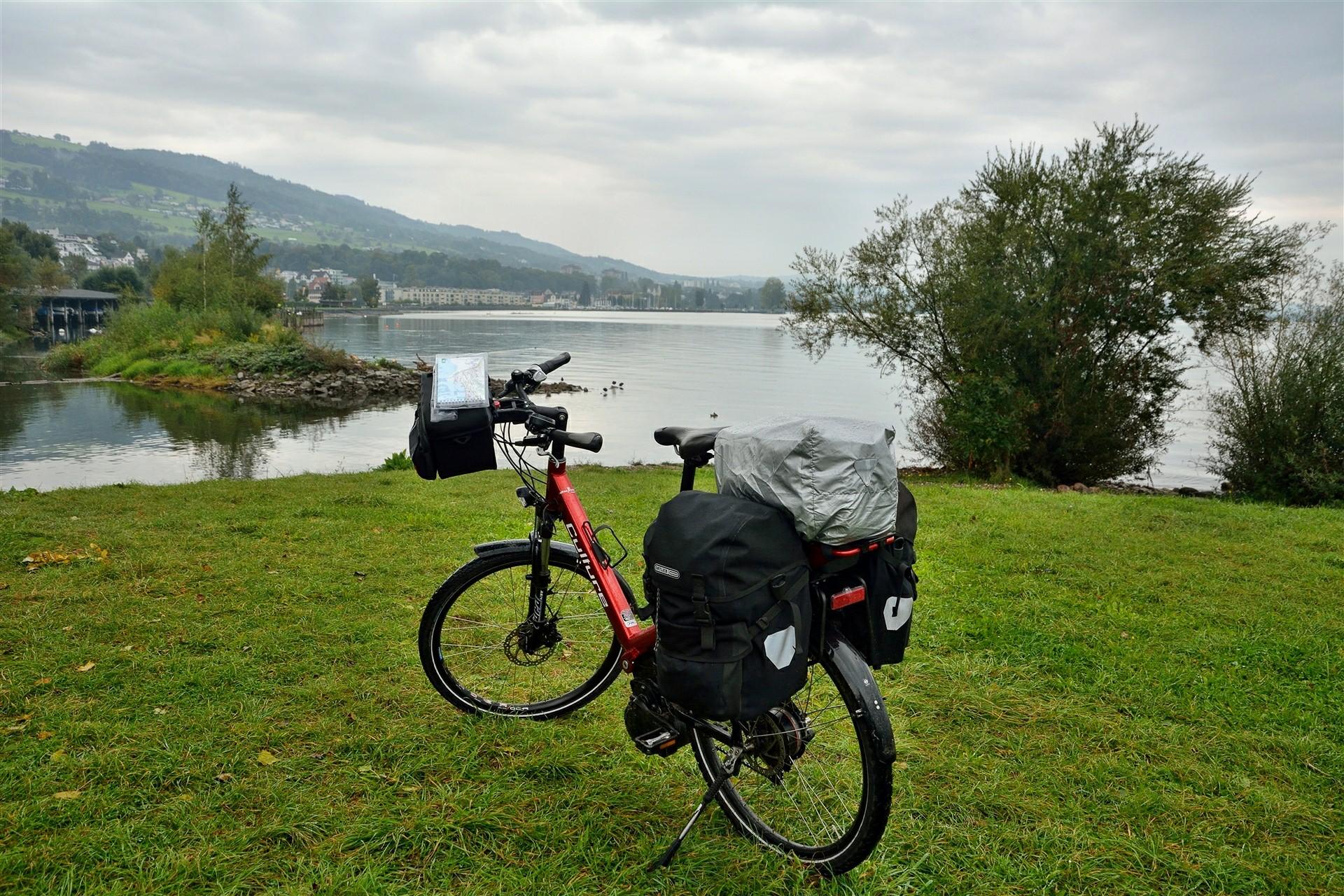 Mündungsgebiet Rhein