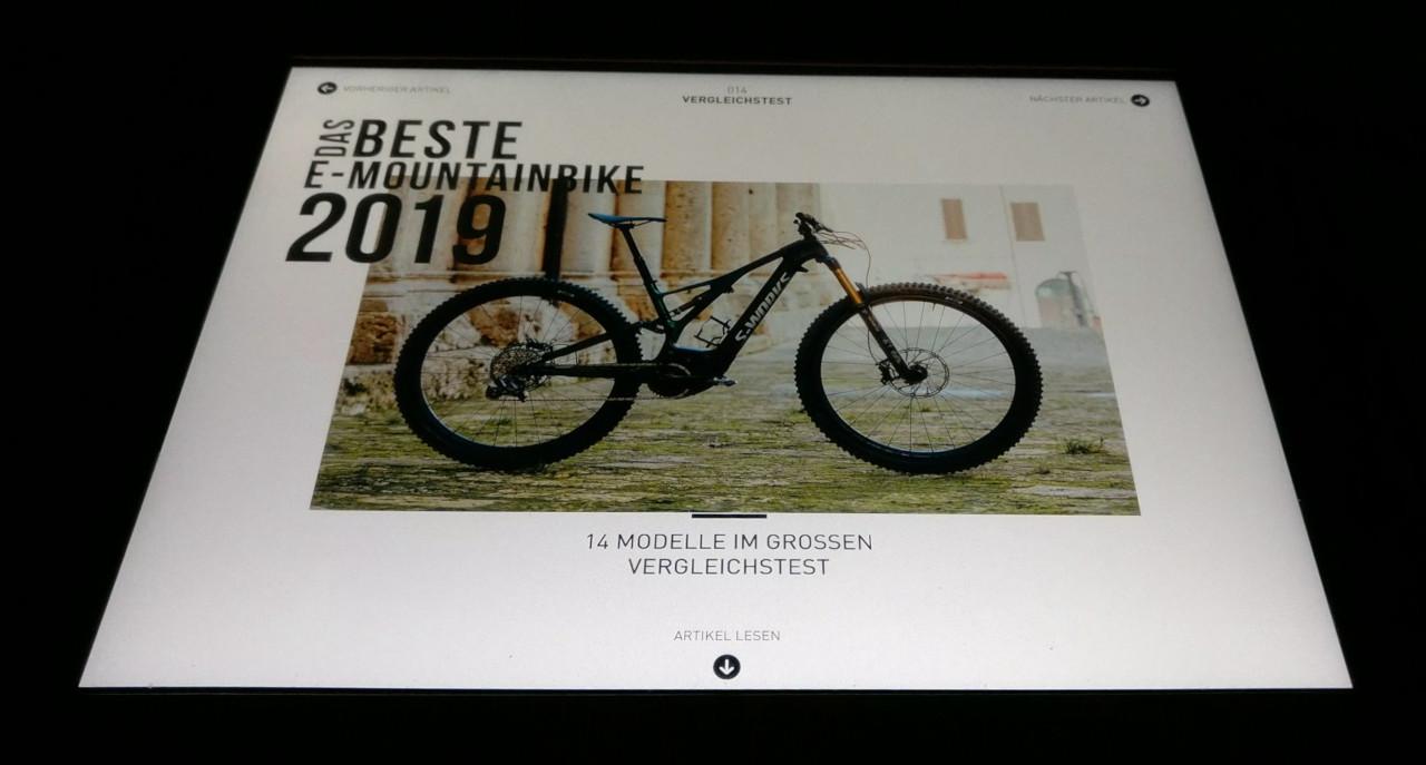 Das Beste E-Mountainbike 2019