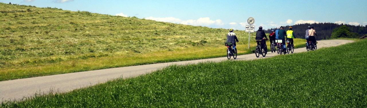 Flyer Werksbesichtigung E-Bike-Tour 2