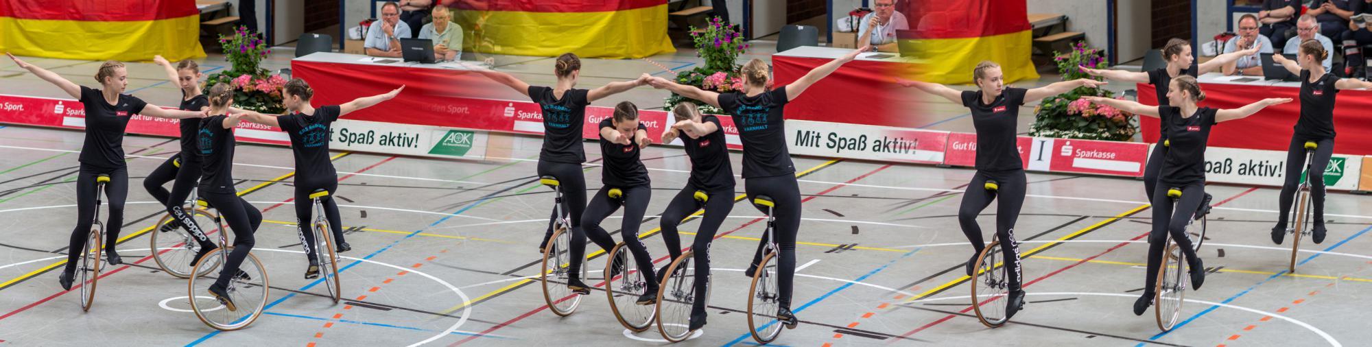 Deutsche Schüler-Meister Einrad
