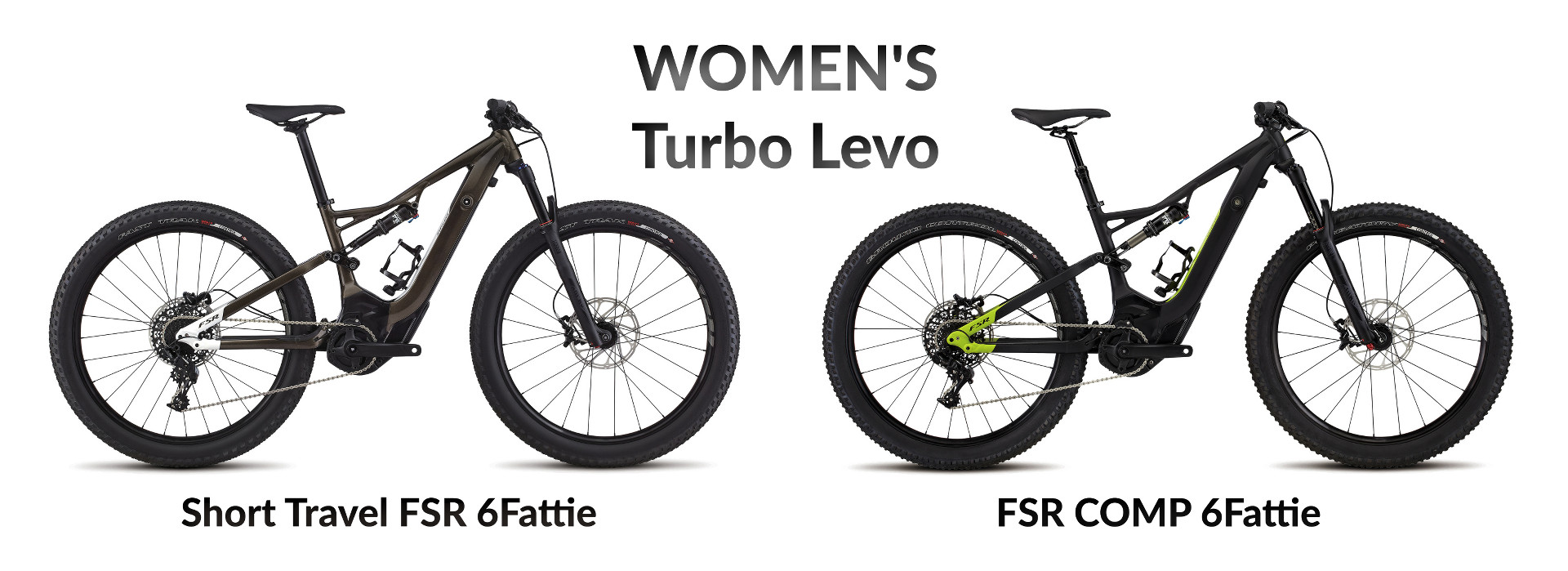 2017 Turbo Levo Women Modelle