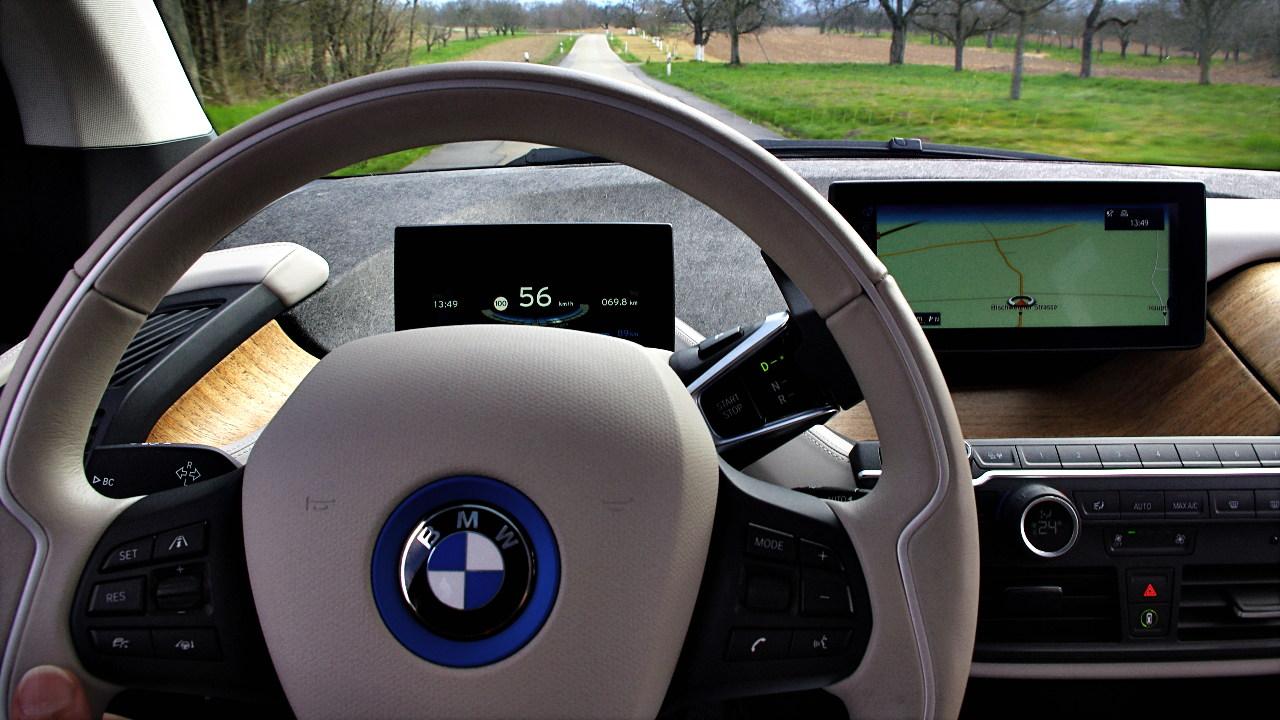 BMW i3 Probefahrt