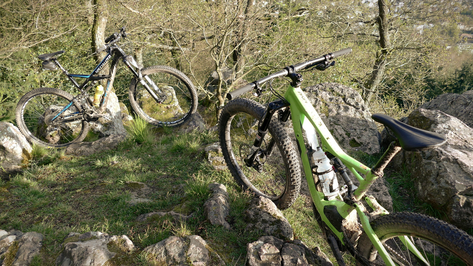 29er Enduro & Turbo Levo 6Fattie