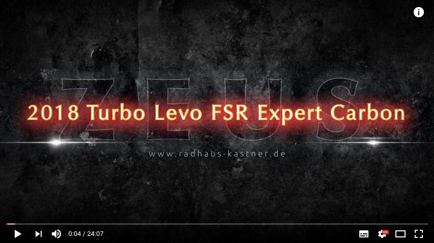 YouTube Link zum ZEUS Test des Turbo Levo Expert Carbon